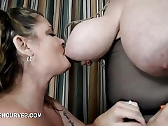 Plump free hot - lesbian pussy lickers